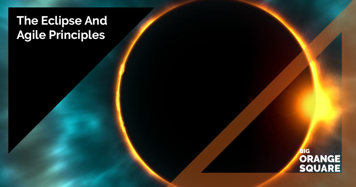 The Eclipse And Agile Principles